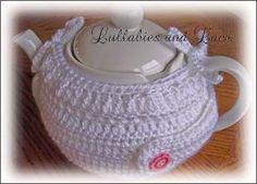 crochet pattern teapot cosy