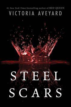 Steel Scar: A Red Queen Novella by Victoria Aveyard • January 6, 2016 • HarperTeen https://www.goodreads.com/book/show/25362018-steel-scars