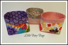 Little Boxy Bags | Huckleberry Love: Friday Features {No. 11}
