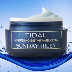 Tidal - a brightening enzyme water cream - an amazing all-in-one skincare product - get brighter, smoother, more hydrated skin. I've been using this product for the past two weeks and absolutely LOVE it!