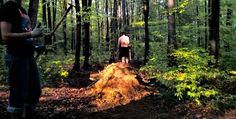 Łopata Earthworks, new track #mtb #enduro #laswolski #lopata
