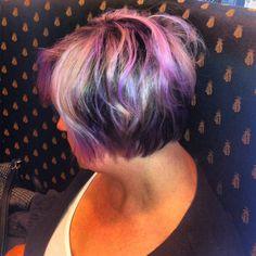 More purple! By Leslie Marie