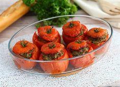 Tomates farcies faciles et rapides, Recette Ptitchef