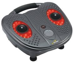 Iliving Ilg927 Deep Tissue Vibration Foot Massager Grey Available At Onebeautybox.com