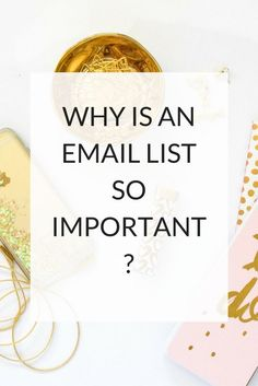 Why Is An Email List So Important? via /kairenvarker/
