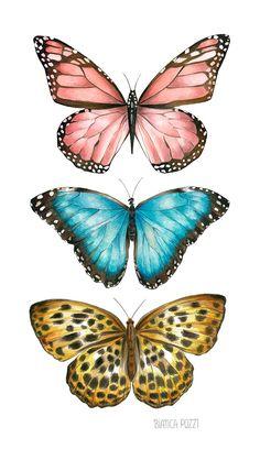 A ilustradora Bianca Pozzi é de Londrina - PR, tem 34 anos e é ilustradora há 2…