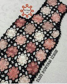 Crochet Beach Dress, Crochet Baby Dress Pattern, Crotchet Patterns, Form Crochet, Crochet Cowel, Crochet Blouse, Crochet Stitches, Beautiful Crochet, Crochet Designs