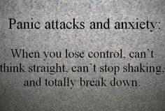 panic attacks-I know this feeling all to well!