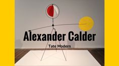 The Art Channel visits 'Alexander Calder:Performing Sculpture' at Tate Modern in London, seeing how the artist pioneered new forms of modern sculpture, parti...