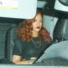 Rihanna And Her New Man Karim Have A Hot Date - Rihanna Photos - X17 Online
