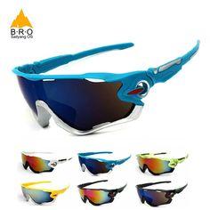 자전거 안경 자전거 고글 여성/남성 야외 스포츠 선글라스 UV400 큰 렌즈 안경 선글라스 Oculos Ciclismo