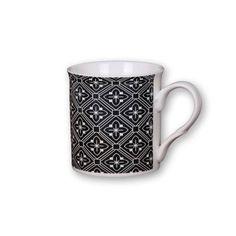 300 ml-es csillagmintás fekete bögre Minion, Mugs, Tableware, Dinnerware, Tumblers, Tablewares, Minions, Mug, Dishes