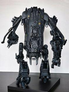 Nuthin' But Mech   Sci-fi scale models   Pinterest