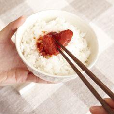 【レシピ公開】デトックス効果絶大! 〈絶品昆布だれ〉でおなかすっきり【オレンジページnet】プロに教わる簡単おいしい献立レシピ Japanese Dishes, Orange, No Cook Meals, Seafood, Rice, Cooking Recipes, Desserts, Foods, Meals