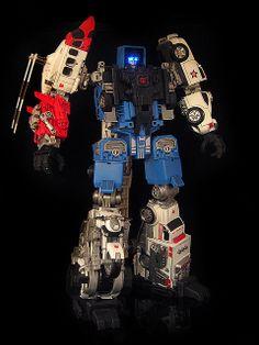 Autobot Defensor