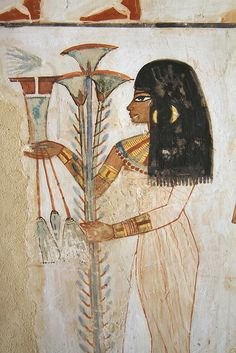 TT 69 , Tumba de Menna , Tomb of Menna , Luxor , egypt , Egipto by Soloegipto, via Flickr