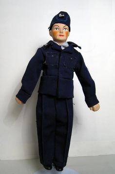 A Finnish police, all rubber