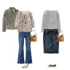 Where to shop to create a beautiful capsule wardrobe for women over 40!
