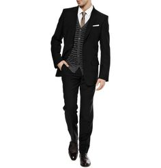 Alexander McQueen Two Button Wool Mohair Suit Jacket | MR PORTER