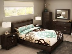 Luxurious Men Bedroom Ideas With Neutral Color With Handsome Decor Style:  Comfortable Mens Bedroom Ideas