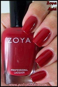 Zoya Asia swatch.  The Polish Addict