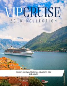 VIP Cruise 2018 Collection