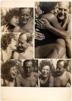 Josef & Annie Albers