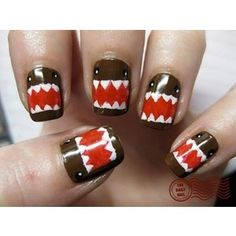 Nails for @Kylie Wechsler