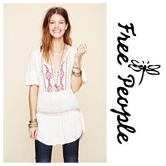 Such a great tunic @THYME boutique from Free People