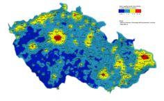 svetelne znečištění - Hledat Googlem