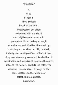 Cute children's poem about snow games during a snow day