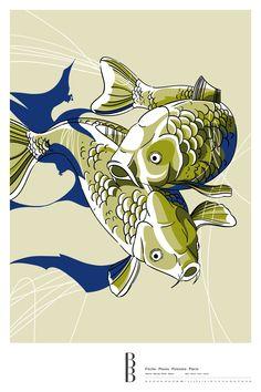 Sternzeichen Fische / Zodiac sign Pisces Grafik Design, Bowser, Illustration, Animals, Fictional Characters, Art, Astrology, Pisces Zodiac, Seasons Of The Year