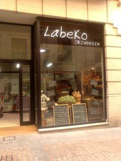 Labeko: pan ecológico y tradicional en su nueva tienda de Bilbao