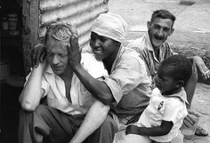 """An image from """"Ernest Cole: Photographer"""" shows black and white people together in Pretoria, South Africa, though laws forbade some interactions. Daniel Johnston, Black And White People, Che Guevara, Museum, Couple Photos, Image, Pretoria, Documentary Photography, Lyon"""