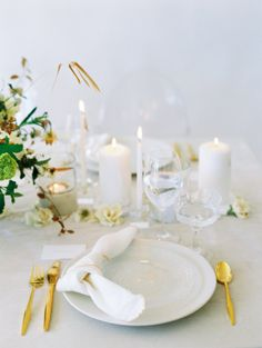 tablescape layered w