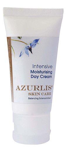 Luxurious daily moisturizing cream, with organic shea butter and evening primrose oils, www.azurlis.co.nz