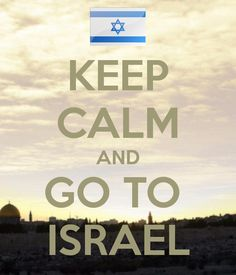 peace unto you oh, Israel