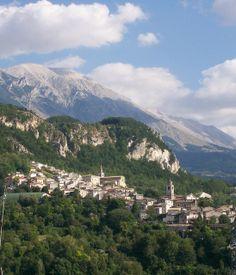 Caramanico Terme (Pescara) Abruzzi, Italy