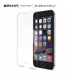 Baixin 2.5D 0.3mm Premium Tempered Glass Screen Protector for...