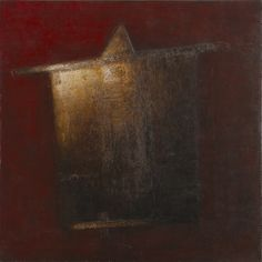 François Cante Pacos, Le Palaquin, mixed media on canvas, 100x100 cm, ph. Studio Alain Basset