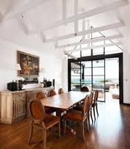 Ideas for my Mezzanine Loft ceiling with exposed wooden beams