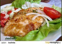 Kuřecí rošťák recept - TopRecepty.cz Diet Recipes, Menu, Chicken, Menu Board Design, Skinny Recipes, Menu Cards, Cubs, Healthy Diet Recipes, Kai