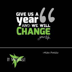 https://angelaholmes.myitworks.com I'm on month 5 and already see a difference