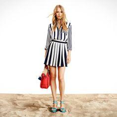 Tommy Hilfiger: Spring 2014 Womenswear