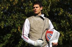 Richard Kruse (Fencing, Great Britain)