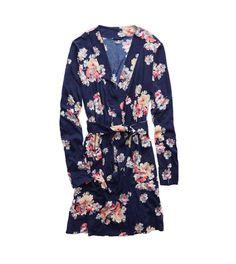 Royal Navy Aerie Softest Robe. Size M/L