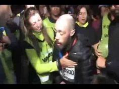 Maickel Melamed - Maratón de Chicago (llegada y mensajes)/AdriBosch's Magazine