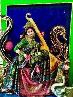 Saraswati Puja Pandal, Saraswati Murti, Kali Puja, Durga Ji, Saraswati Goddess, Lord Shiva Hd Wallpaper, Lord Krishna Wallpapers, Maa Durga Photo, Manoj Kumar