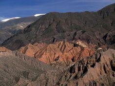 Quebrada de Humahuaca-Argentina
