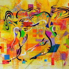 Art contemporain original painting, great photos, cool pictures, perfect im